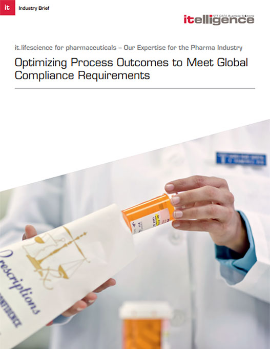 Ensure industry compliance in all processes with NTT DATA Business Solutions' IT solutions for pharma.
