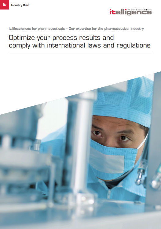 it.lifesciences Solution Brief