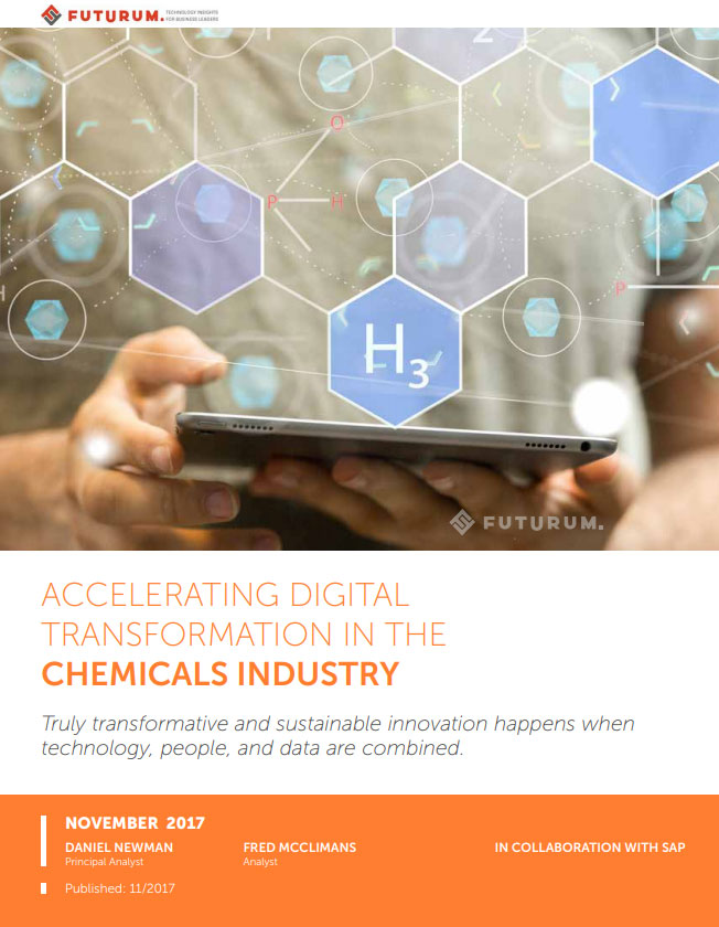 White Paper SAP Digital Transformation in Chemicals Industry